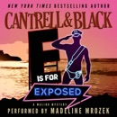 """""""E"""" Is for Exposed: Malibu Mystery, Book 5 (Unabridged) MP3 Audiobook"""