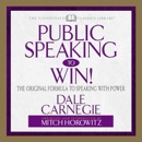 Download Public Speaking to Win!: The Original Formula to Speaking with Power MP3