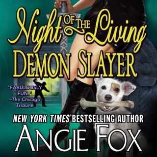 Night of the Living Demon Slayer: Biker Witches Mystery Book 7 (Unabridged) E-Book Download