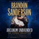 Arcanum Unbounded: The Cosmere Collection MP3 Audiobook