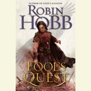 Fool's Quest: Book II of the Fitz and the Fool trilogy (Unabridged) MP3 Audiobook
