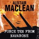 Force Ten from Navarone MP3 Audiobook