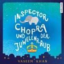 Inspector Chopra und der Juwelenraub MP3 Audiobook