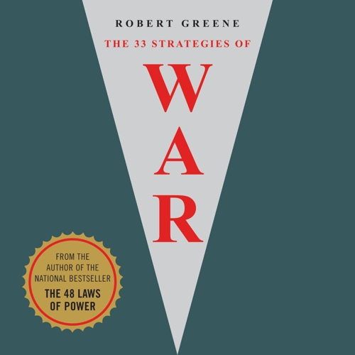 The 33 Strategies of War Listen, MP3 Download