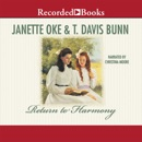 Return to Harmony MP3 Audiobook