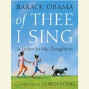 Of Thee I Sing: A Letter to My Daughters (Unabridged) MP3 Audiobook