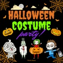 Halloween Costume Party!: A Fun Rhyming Halloween Story for Kids (Unabridged) MP3 Audiobook