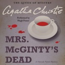 Mrs. McGinty's Dead MP3 Audiobook