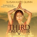 Third Daughter: The Royals of Dharia, Book 1 (Unabridged) MP3 Audiobook