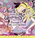 Alice's Adventures in Wonderland and Through the Looking Glass MP3 Audiobook