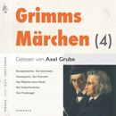 Grimms Märchen (4) MP3 Audiobook