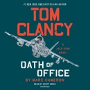 Tom Clancy Oath of Office (Unabridged) MP3 Audiobook