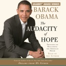 The Audacity of Hope: Thoughts on Reclaiming the American Dream (Abridged) MP3 Audiobook