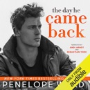 The Day He Came Back (Unabridged) MP3 Audiobook