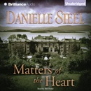 Matters of the Heart (Unabridged) MP3 Audiobook