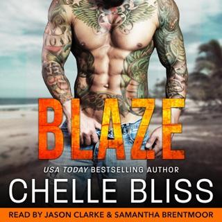 Blaze: Men of Inked: Heatwave, Book 4 (Unabridged) E-Book Download