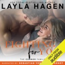 Fighting for You (Unabridged) MP3 Audiobook