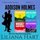 Addison Holmes Mystery Box Set, The: Books 4-7 MP3 Audiobook