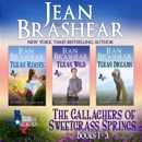 The Gallaghers of Sweetgrass Springs Boxed Set One: Books 1-3 MP3 Audiobook