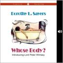 Whose Body? (Unabridged) MP3 Audiobook