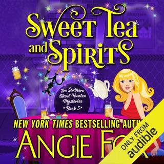 Sweet Tea and Spirits (Unabridged) E-Book Download