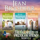 The Gallaghers of Sweetgrass Springs Boxed Set Two: Books 4-6 MP3 Audiobook