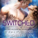 Switched: Alien Sci-fi BBW Romance: Brides of the Kindred, Book 17 (Unabridged) MP3 Audiobook