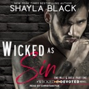 Wicked as Sin: One-Mile & Brea: Part One, A Wicked & Devoted Novel MP3 Audiobook