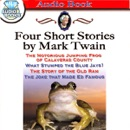 Four Short Stories by Mark Twain MP3 Audiobook