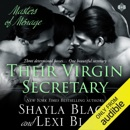 Their Virgin Secretary: Masters of Menage, Book 6 (Unabridged) MP3 Audiobook