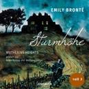 Sturmhöhe - Wuthering Heights, Teil 3 (Ungekürzte Lesung) MP3 Audiobook