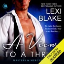 A View to a Thrill: Masters and Mercenaries, Book 7 (Unabridged) MP3 Audiobook