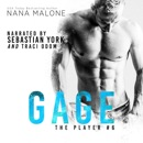 Gage: The Player, Book 6 (Unabridged) MP3 Audiobook