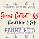 Winston Brothers Bonus Content - 05: Cletus's letter to Santa MP3 Audiobook
