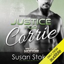 Justice for Corrie: Badge of Honor: Texas Heroes, Book 3 (Unabridged) MP3 Audiobook