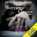 Marriage Games: The Games Duet (Unabridged) MP3 Audiobook