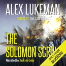 The Solomon Scroll: The Project, Book 10 (Unabridged) MP3 Audiobook