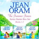 Summer Sisters Series Starter Box Set (Books 1, The - 3): Sweet Contemporary Romances MP3 Audiobook