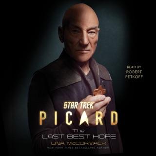 Star Trek: Picard: The Last Best Hope (Unabridged) MP3 Download