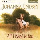 All I Need Is You (Unabridged) MP3 Audiobook