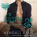 Seven Nights of Sin: Penthouse Affair, Book 2 (Unabridged) MP3 Audiobook