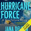 Hurricane Force: A Miss Fortune Mystery, Book 7 (Unabridged) MP3 Audiobook