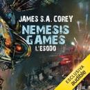 Nemesis Games - L'esodo: The Expanse 5 MP3 Audiobook