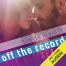 Off the Record (Unabridged) MP3 Audiobook