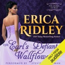 The Earl's Defiant Wallflower: Dukes of War, Book 2 (Unabridged) MP3 Audiobook