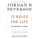 12 Rules for Life: An Antidote to Chaos (Unabridged) audiobook summary, reviews and download