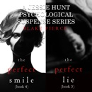 Jessie Hunt Psychological Suspense Bundle: The Perfect Smile (#4) and The Perfect Lie (#5) MP3 Audiobook