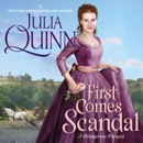 First Comes Scandal MP3 Audiobook