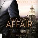 Eine Woche in New York - New York Affair 1 (Ungekürzt) MP3 Audiobook