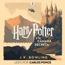 Harry Potter y la cámara secreta MP3 Audiobook